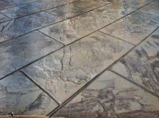 10x10 English Tile