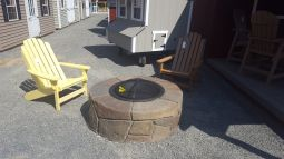 Handcarved Fire Pits