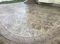 Flagstone with Compass